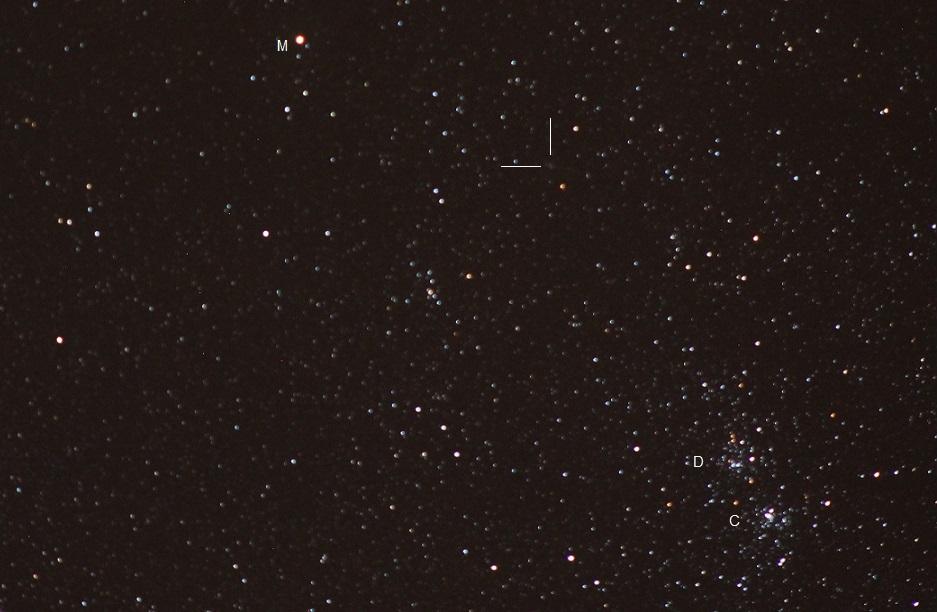 C2017 T2 Panstarrs comet